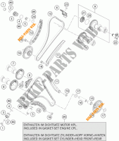 TIMING for KTM 1190 ADVENTURE R ABS 2013