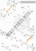 OIL PUMP for KTM 1050 ADVENTURE ABS 2016