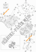 CRANKCASE for KTM 1050 ADVENTURE ABS 2015