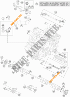 OIL PUMP for KTM 1050 ADVENTURE ABS 2015