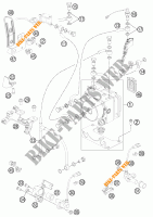 BRAKE ANTIBLOCK SYSTEM ABS 990 ADVENTURE DAKAR EDITION 990 ktm-motorcycle 2011 ADVENTURE 26