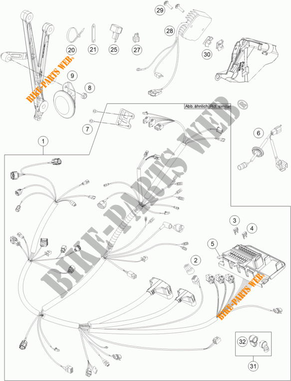 Ktm 690 Wiring Diagram  2016 Ktm 690 Enduro Wiring Diagram Gipro  Ktm 690 Enduro Service Manual