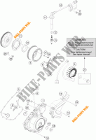 IGNITION SYSTEM for KTM 390 DUKE WHITE ABS 2013